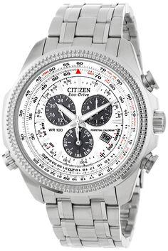 Citizen Men Watches : Citizen Men's BL5400-52A Eco-Drive Stainless Steel Sport Watch