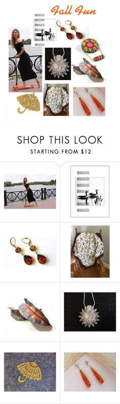"""""""Fall Fun"""" by inspiredbyten ❤ liked on Polyvore"""