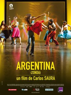 Argentina, Carlos Saura