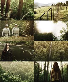 I know this is Hunger games but it reminds me of Deliria