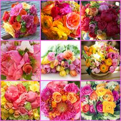 The French Tangerine: ~ spring flowers