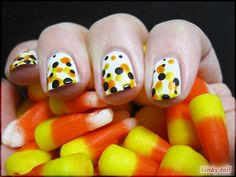 gimme candy.....corn nails