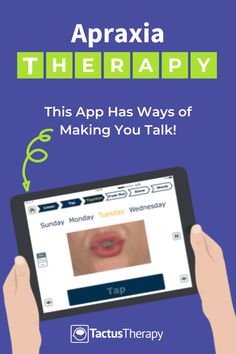 Speak more fluently and build independence with video-assisted speech therapy to help people with apraxia or aphasia after a stroke. Uses evidence-based speech entrainment, motor activation, repetition, hierarchy of vanishing cues, and melodic intonation. Communication Techniques, Communication Problems, Activities For Adults, Speech Therapy Activities, Speech Language Pathology, Speech And Language, Aphasia Therapy, Stroke Therapy, Childhood Apraxia Of Speech