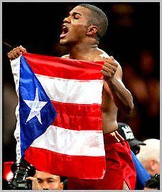 Boxing: Tito Trinidad de Puerto Rico