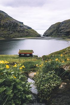 Discovering The Best Spots in the Faroe Islands: Things To See and Do - The Sandy Feet Beautiful Places To Visit, Oh The Places You'll Go, Wonderful Places, Places To Travel, Travel Destinations, Maui Vacation, Voyage Europe, Island Life, Big Island
