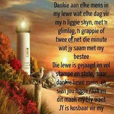 Dankie aan elke mens Good Night Wishes, Good Night Quotes, Evening Greetings, Goeie Nag, Goeie More, Sleep Tight, Afrikaans, Good Morning, Special Quotes