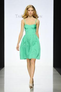 tara jarmon dress in mint green - Tara Jarmon Mariage