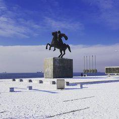 Beautiful day #U2  Location  #Thessaloniki  Photo  #electraasteri