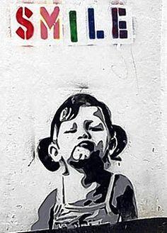Banksy..