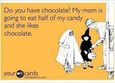 Halloween Bilder und Funnies - Funny and sarcastic shit - halloween quotes Funny Quotes, Funny Memes, Hilarious, Funny Taglines, Food Quotes, It's Funny, Funny Cartoons, Halloween Fun, Halloween Humor