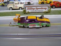 Ho scale slot cars drag racing ruby slots review