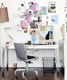 cute little office for one