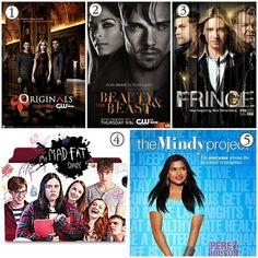 Mais Íntimo: Top 5: Séries que você precisa assistir (Parte II)...