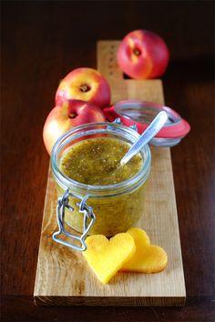 marmellata con rabarbaro, fragole e semi di chia #vegan ... - Blog Di Cucina Vegana