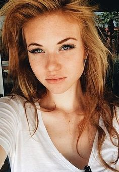 This is going to be my new hair color My Hairstyle, Pretty Hairstyles, Latest Hairstyles, Redhead Girl, Hair Dos, Pretty Face, Pretty People, Beautiful People, New Hair