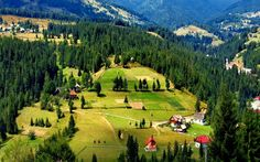 The most beautiful places in Apuseni Mountains, West of Romania Most Beautiful, Beautiful Places, Mother Earth, Countryside, Golf Courses, To Go, Europe, Mountains, Landscape