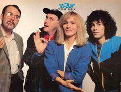 Cheap Trick With Pete Comita Cheap Trick, Rockn Roll, Rockabilly, Robin, Punk, Bands, Music, People, Window
