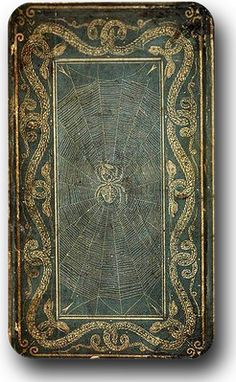 Back of Antique Deck of the Bastard Tarot