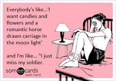 life of being an army girlfriend... Still wouldn't trade it for anything <3