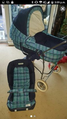 Vintage Pram, Prams And Pushchairs, Baby Buggy, Travel System, Baby Strollers, Children, Strollers, Beds, Bebe