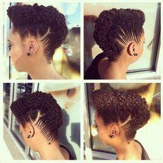 A Natural Hairspiration