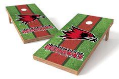Southeast Missouri State Redhawks Cornhole Board Set - Field (w/Bluetooth Speakers)
