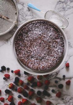 Emily Salomon » Den lækreste, nemmeste chokoladekage – på svensk