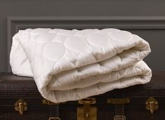 """Polycotton mattress protector for 60/"""" x 78/"""" uk kingsize bed 13/"""" depth"""