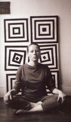 Marcelle Ferron, Rose Wylie, Systems Art, Intelligent Women, Geometric Graphic, Ecole Art, Artists And Models, Face Art, Art Faces