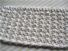 a.n.i.m.é.: Point de tricot: Le Mock Rib