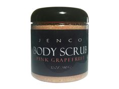 OMG I LOVE this body scrub. I can not describe how amazing my skin feels. And I can't get enough of the pink grapefruit scent.