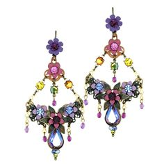 The Light of the Lantern Earrings by Israeli Jewelry Designer Orly