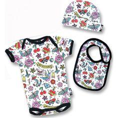 Six Bunnies - Cute Flash Baby Gift Set