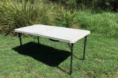 The best folding camping tables are available on this list. Most are portable, versatile, lightweight and present camping enthusiasts with an opportunity to enjoy their adventure with a little more comfort. A good folding table is really a must-have item in your camping equipment.  There are many of them,