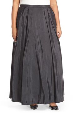 Alex Evenings Taffeta Ballgown Skirt (Plus Size) available at #Nordstrom