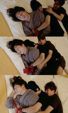 My hearts gonna explode Bts Memes, Vkook Memes, Bts Jungkook, Namjoon, Hoseok Bts, Jikook, Foto Bts, Bts Sleeping, Bts Summer Package