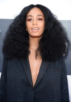 How to wear pink mascara, thanks to Solange! #MTV #VMAs #mascara #pink