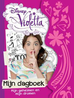 Violetta is meest populaire Disney TV serie van dit moment. Violetta houdt een dagboek bij waarin ze schrijft over alles wat ze meemaakt. Dit is haar dagboek. Haar dagboek speelt een belangrijke rol in de TV serie.  En jij kunt het lezen en al haar aantekeningen bekijken. Lees in haar dagboek hoe ze na jaren in het buitenland te hebben gewoond met haar vader teruggaat naar de Argentijnse stad Buenos Aires waar ze geboren is...