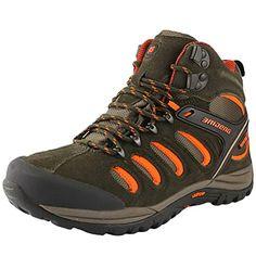 MatchLife Herren Hoch-Spitze Hiking Sports Schuhen Style6 Khaki EU44/CH45 - http://on-line-kaufen.de/matchlife/eu44-ch45-matchlife-herren-camouflage-sports-25