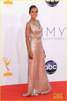 Kerry Washington - Emmys 2012 Red Carpet Vivienne Westwood....my love looking good per usual