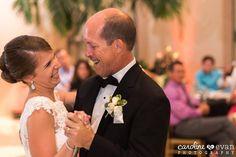 Kirstin & Evan | Wedding in Tampa Bay | White Spray Rose boutonniere. #andrealaynefloraldesign #tampaweddings