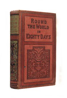 Round the World in Eighty Days – Jules Verne (1900s)