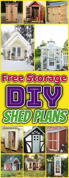 DIY Shed - Backyard Shed Storage - House Looks Great But the Backyard Storage Shed Has Seen Better Days - Readeary Joseph Backyard Storage Sheds, Shed Storage, Diy Storage, Home Depot, Shed Base, Build Your Own Shed, Free Shed Plans, Shed Kits, Wood Shed