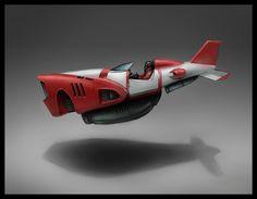 Ambulance Glider Concept by ~ReneAigner on deviantART
