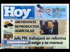 Portadas de los periódicos el dia de hoy #Video - Cachicha.com
