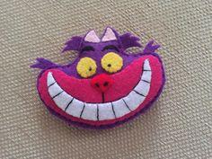 Cheshire Cat Felt