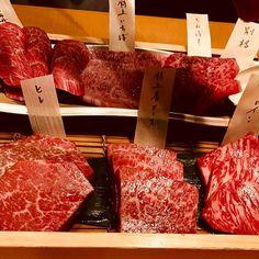 Kunimoto Hamamatutyo Minatoku  Tokyo  くにもと  別格コースの肉達  美味しい #meat #beef #yakiniku #wagyu #berbecue #koreanbbq #grilled #yummy #delicious #food #foodie #foodstagram #eat #instafood #foodlover #焼肉 #名店 #肉 #牛肉 #和牛 #美味しい #東京