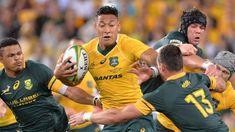 Wallabies Boks Rugby LIVE STREAM in Johannesburg - 20 July 2019 Australia v Springboks - RSA V AUS