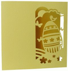 View Design: easter card