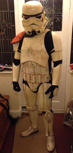 Stormtrooper-costumes.com - Sandtrooper conversion #starwarscostumes #jedirobeuk #starwarscosplay #stormtrooper & The 105 best Customer Reviews - Stormtrooper-Costumes.com images on ...